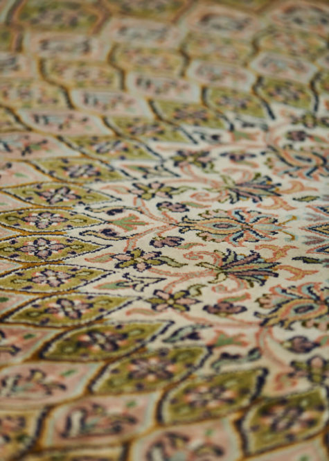 Birch Shahzaneen | Carpets of Kashmir