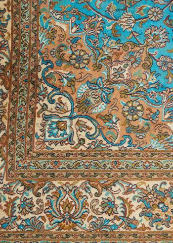 Blue Jay Sarouk | Carpets of Kashmir