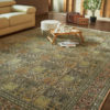 Silk carpet for dining room