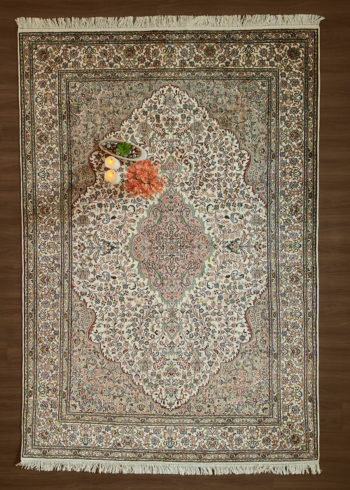 Porcelain Nain | Carpets of Kashmir