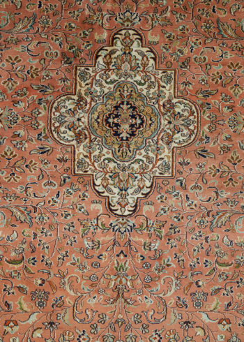 Terra Cotta Moud | Carpets of Kashmir