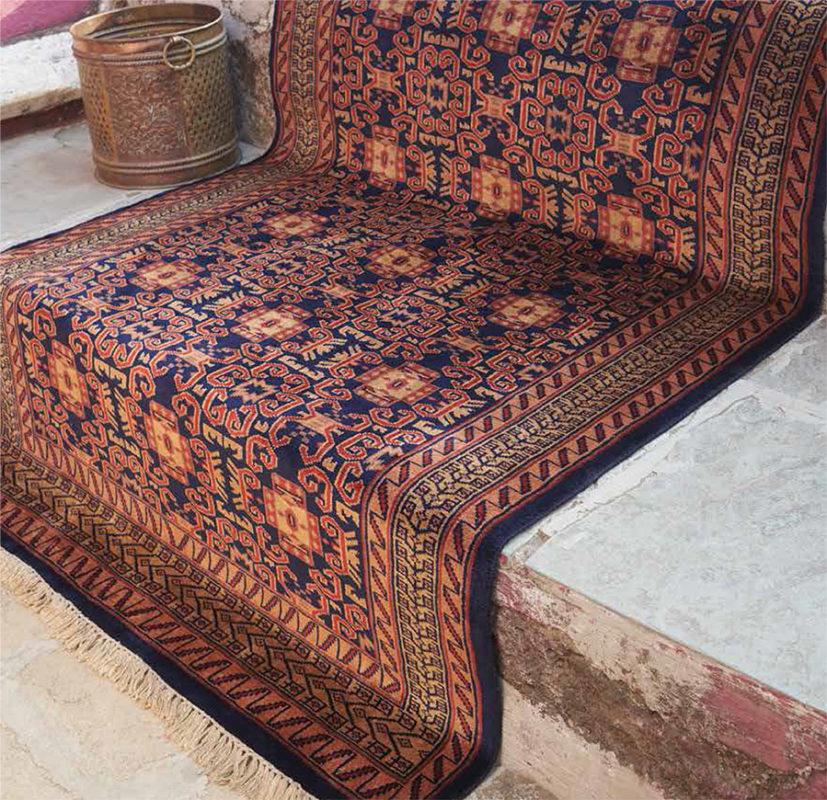 carpets from kashmir   Carpets of Kashmir