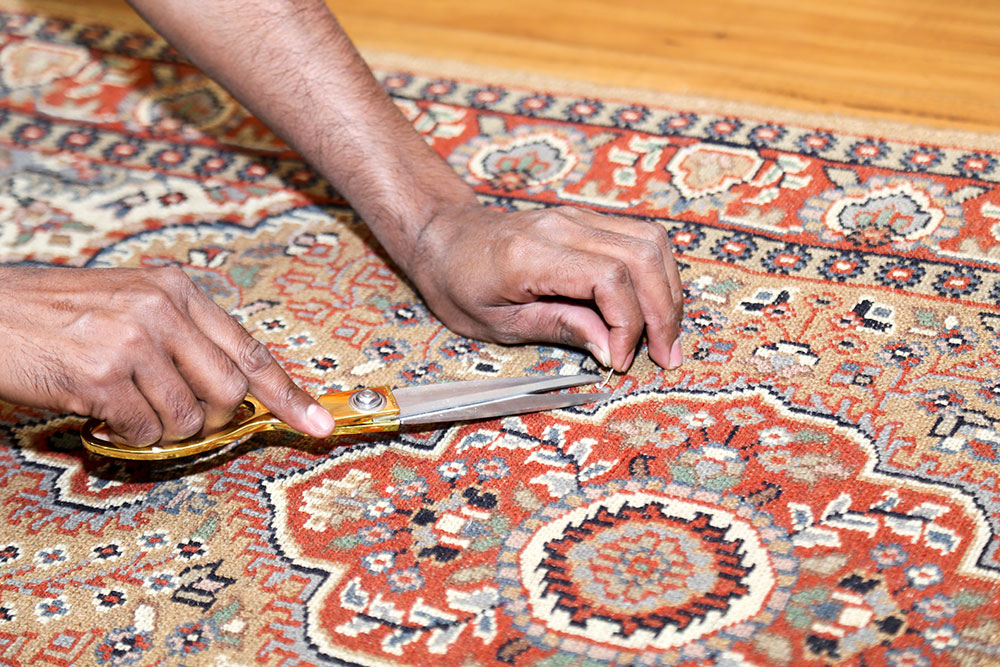 Free shipping of rugs from India