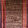 Large pure wool oriental living room rug