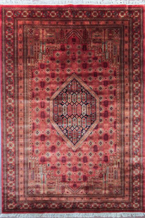 Pure wool living room hand made carpet