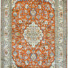 Pure silk bedroom carpet 5 by 3