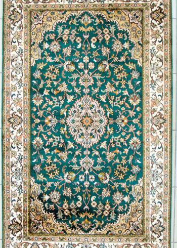 Pure Silk Rugs Carpets Handmade
