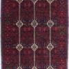 Geometric - Afghan Lineage pure wool rug